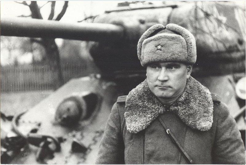 История одного подвига или как били фашистов под Киевом!