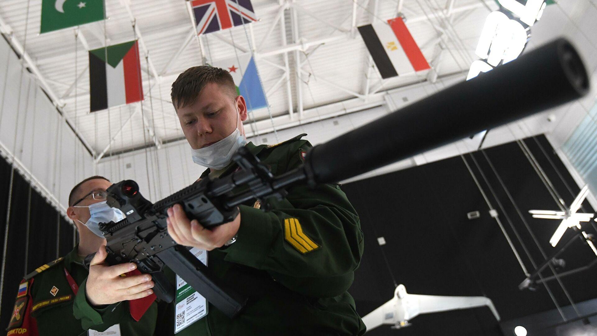 Чем Россия удивит иностранцев на оборонной выставке в Эмиратах?...