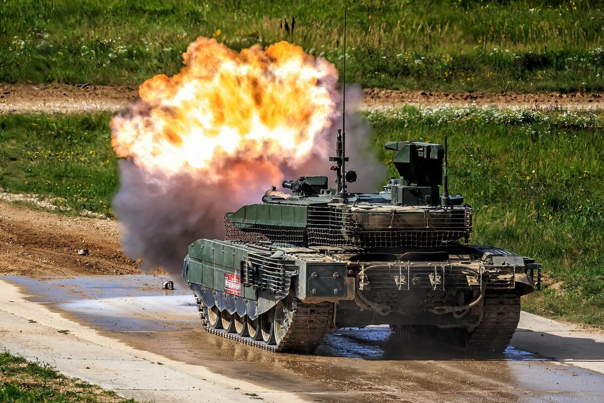 Почему танк Т-90М называют «смертоносным монстром»?...