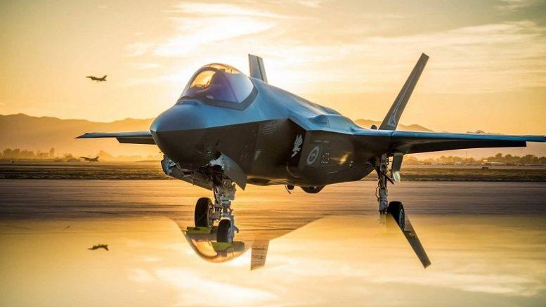 В ВВС США иссякла вера в F-35