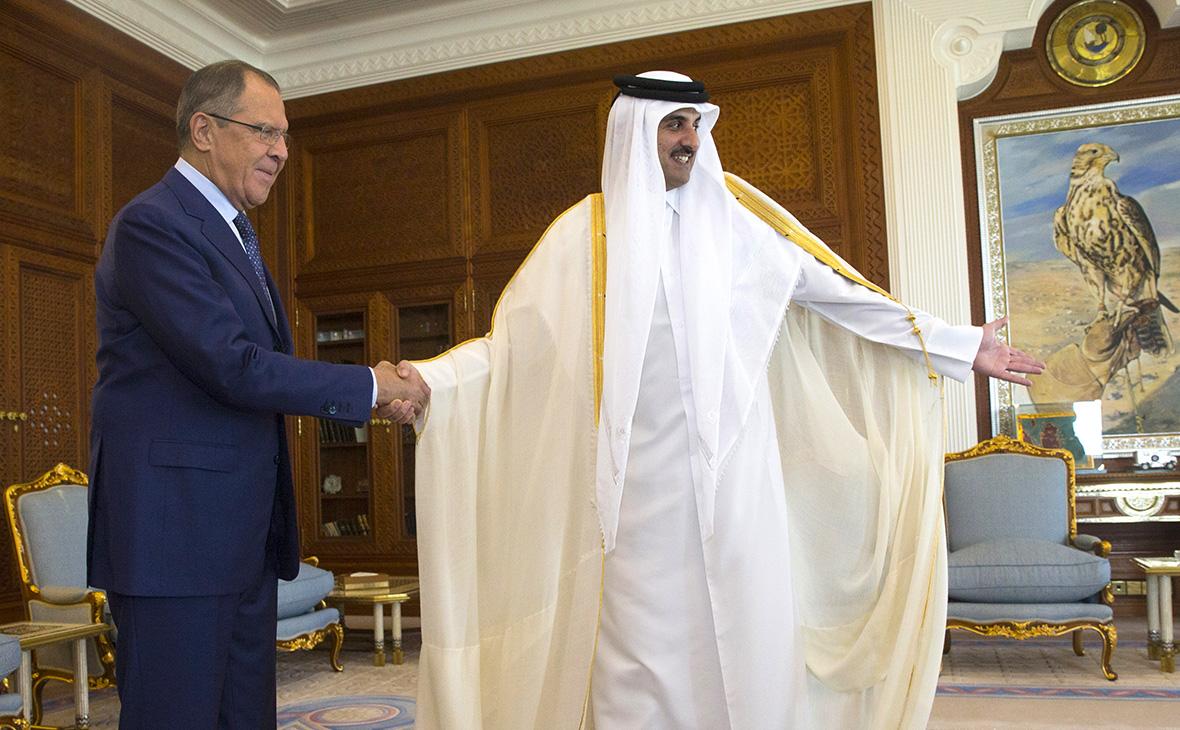 Турне Лаврова открыло России путь в Персидский залив?...