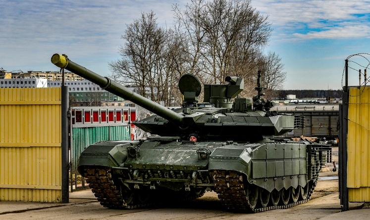 Российский Т-90М может претендовать на статус самого мощного и грозного танка