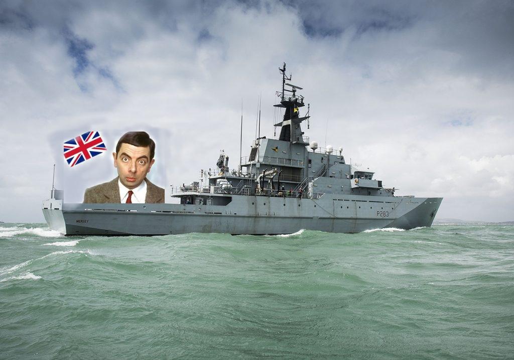 Британские моряки оконфузились в ходе слежки за российской подлодкой...