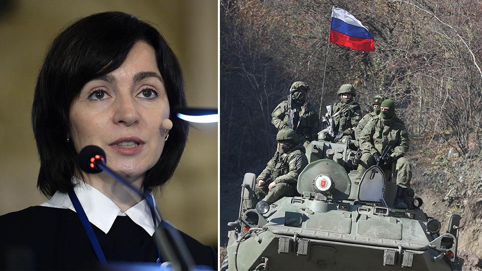 «Моя Молдавия»: Санду готова продать страну за 30 сребреников...