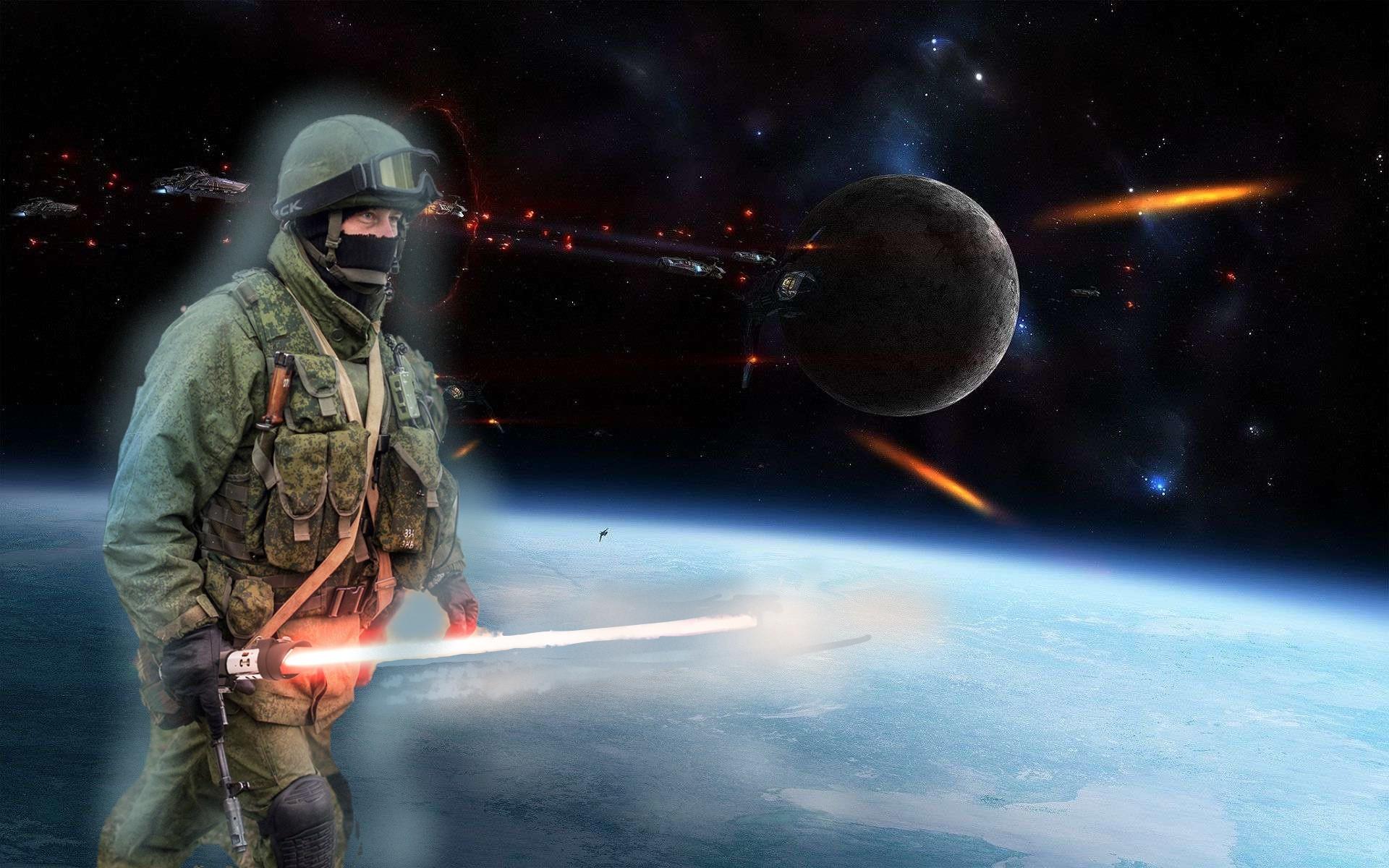 Война в космосе. Насколько Россия к ней готова?...