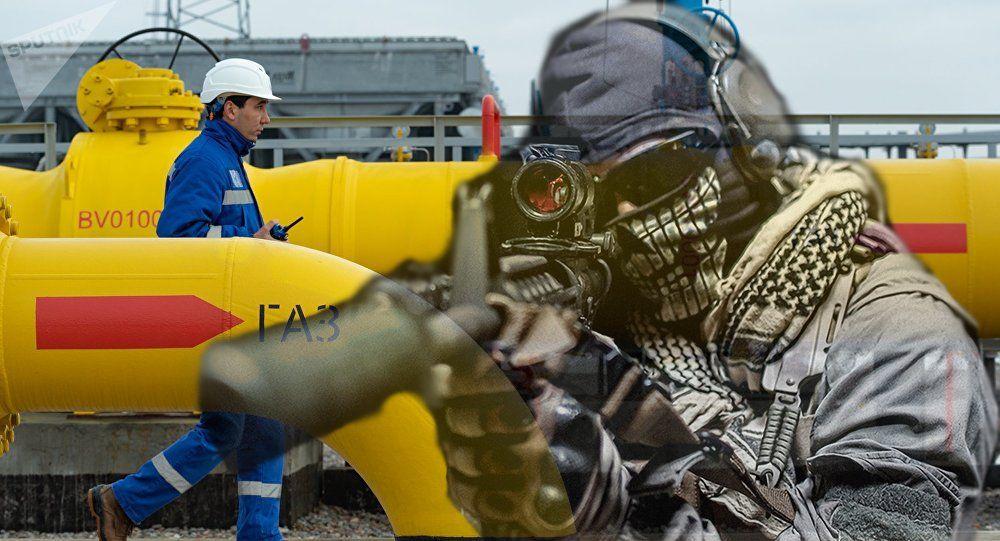 Против газопровода «Северный поток – 2» готовят диверсию?...