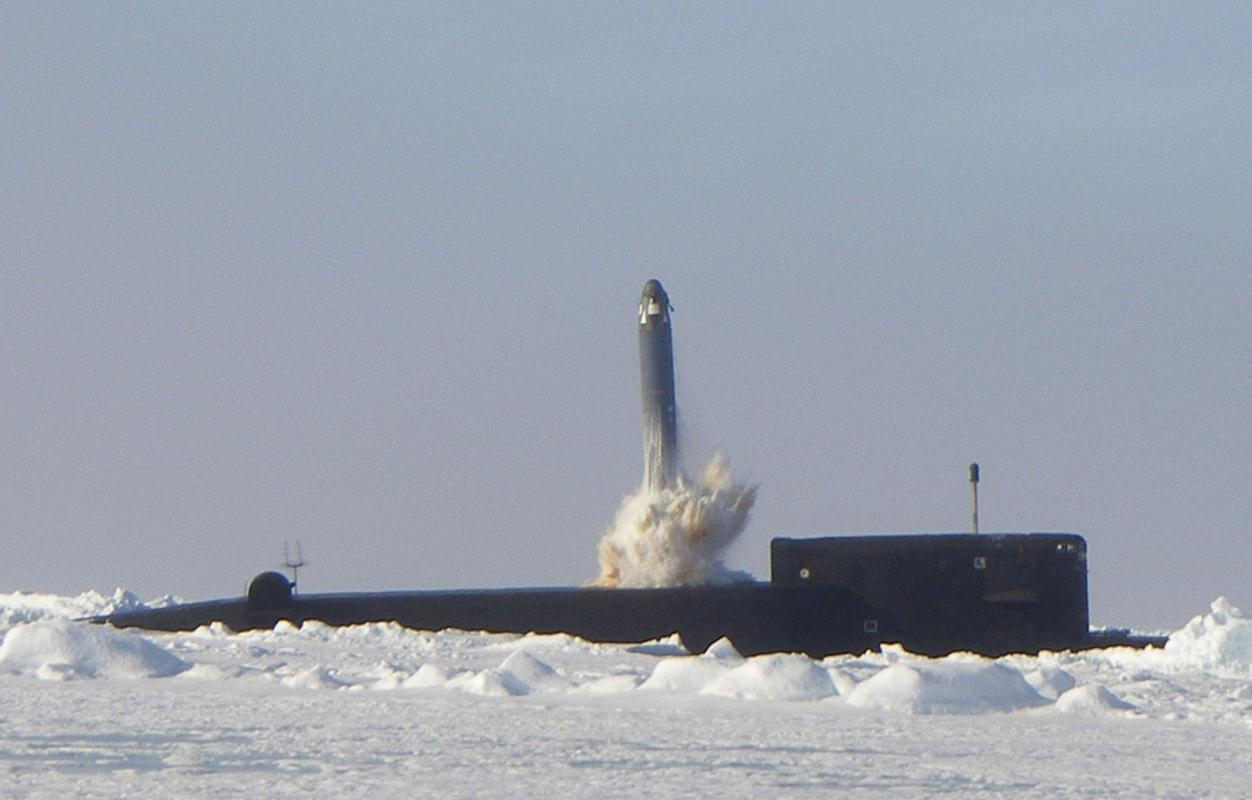 Баллистическая ракета «Лайнер» останется в строю...