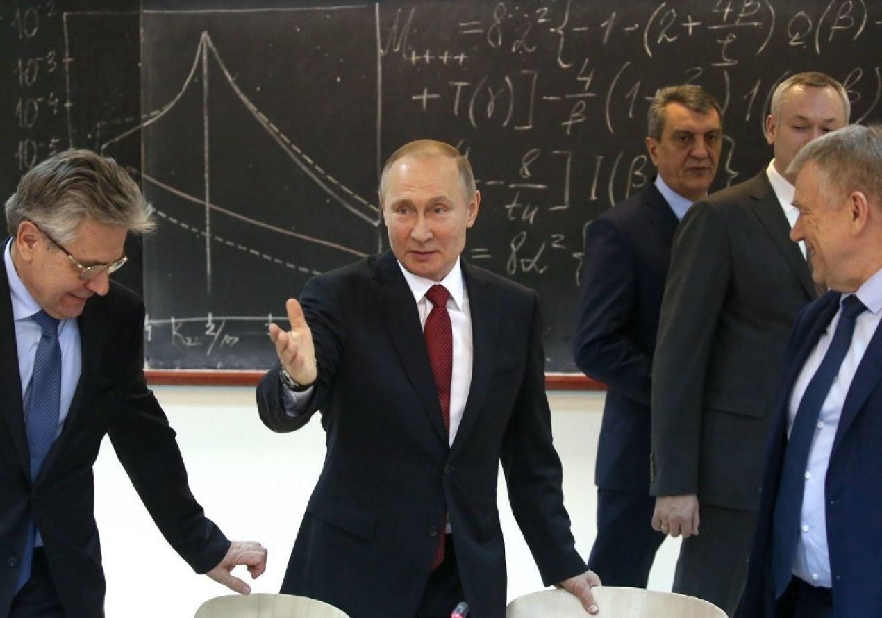 Учёные бегут из России. Число уехавших с 2012 года выросло в пять раз
