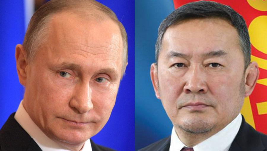 Оросын цахим хуудсуудад Ерөнхийлөгч В.Путин Монголын Ерөнхийлөгчтэй биечлэн уулзахаас татгалзсан тухай гараад эхэлжээ