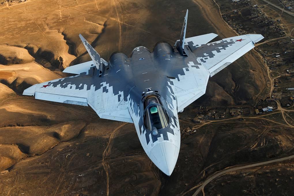 Что на самом деле думают в Штатах о российском Су-57?...