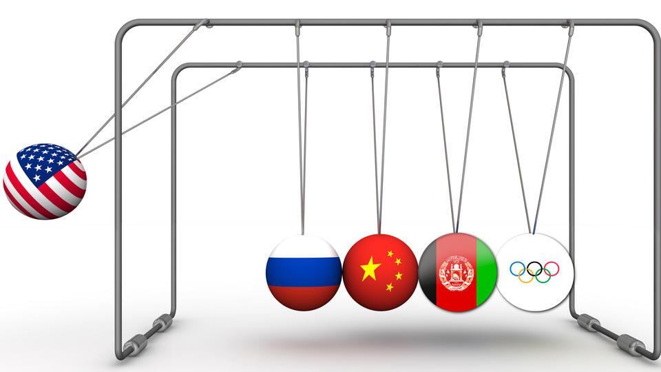 США против России и Китая: чья возьмет