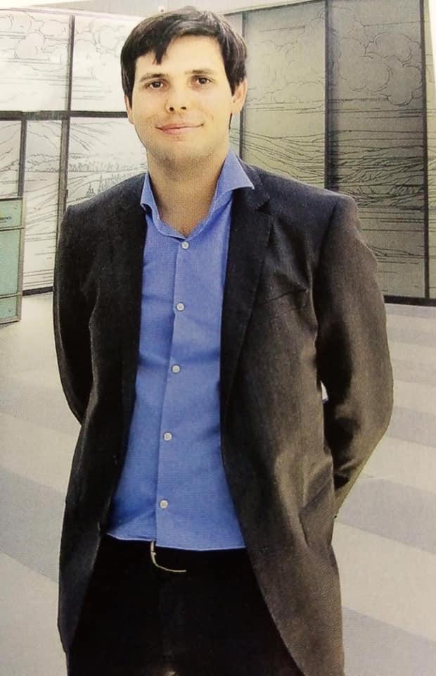 Внук Юрия Гагарина руководит Хабаровским аэропортом