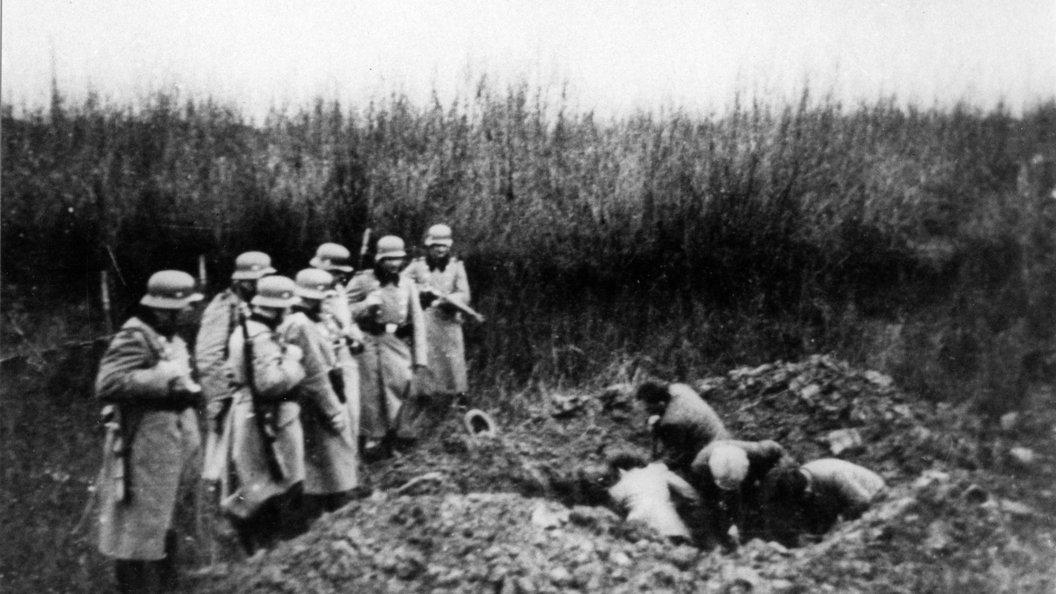 Минобороны опубликовало уникальные документы о зверствах фашистов