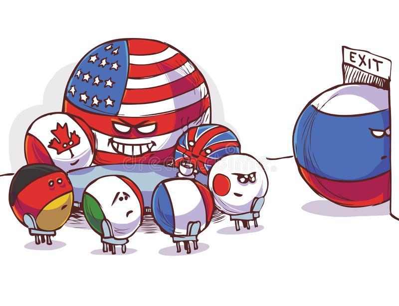 Семь лет без России: клуб G7 по нам «соскучился»?...