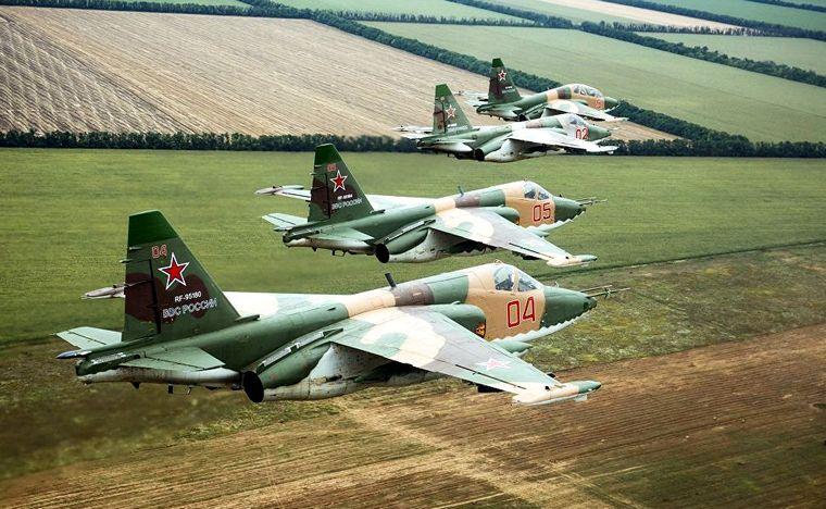 «Суперграчи» прилетели: штурмовая авиация ЮВО пополнилась боевыми машинами