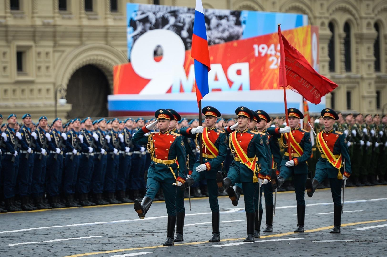 Мнение: Почему нам нужен Парад на День Победы