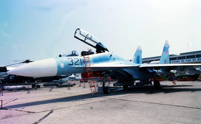 Батьке предложили немного «сухенького»: Российские истребители берут курс на запад