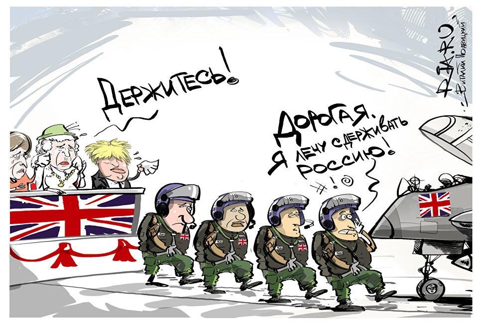 Почему британцы помешаны на «российской угрозе»?