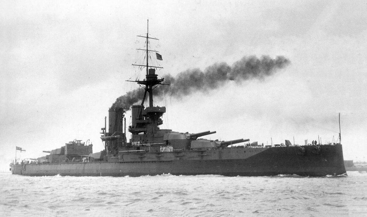 HMS Iron Duke — один из британских линкоров, выведенный из состава флота по Лондонскому соглашению