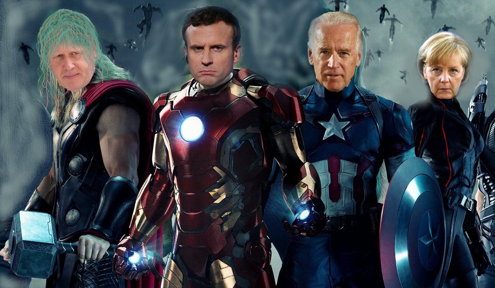 «Защитники, общий сбор!»: Россия готовит «наступление на Европу»...
