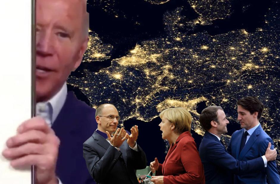Европа вновь уличила США в наглом шпионаже...