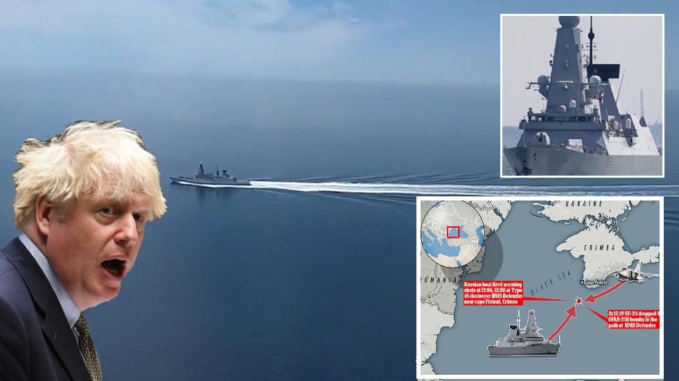 «Правь, Британия, морями» … Но не сегодня. Как Россия отогнала британцев от Крыма...