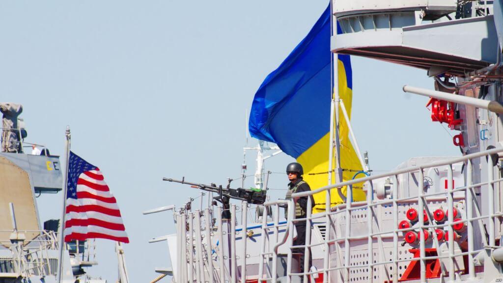 Куда дует «Морской бриз»? Истинная цель учений Украины с НАТО...