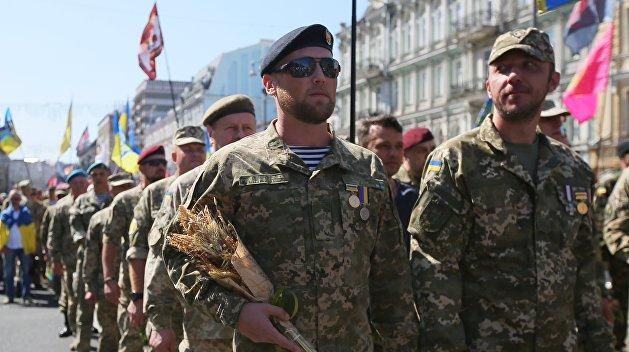 Тайная армия Порошенко