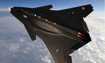 В России держат в секрете истребитель 6-ого поколения...