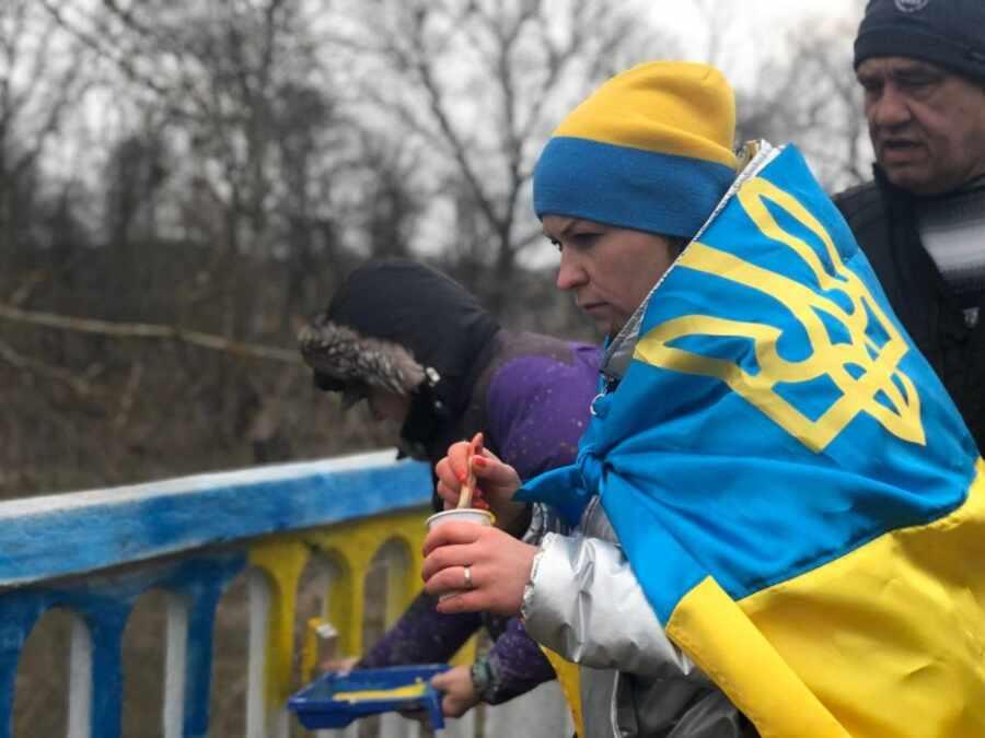 Нужен финальный мазок по Украине