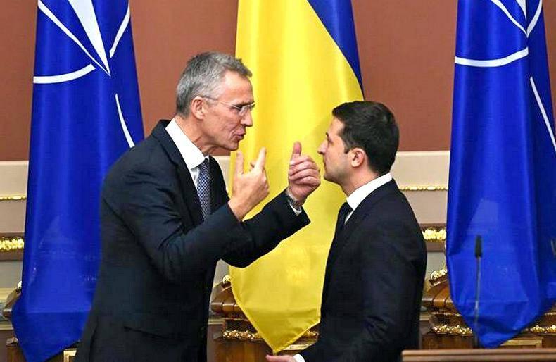 Издевательство над Украиной на саммите НАТО стало