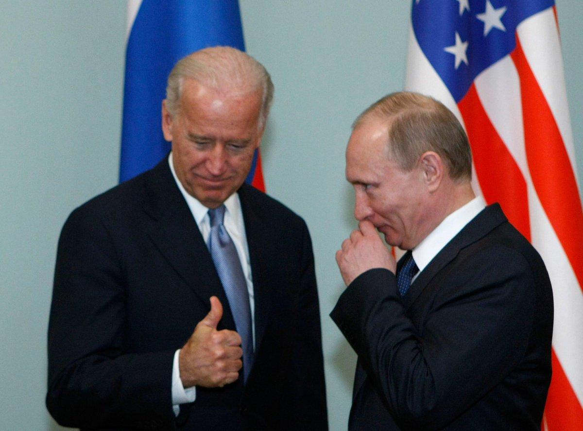 Главные итоги встречи Путина и Байдена...