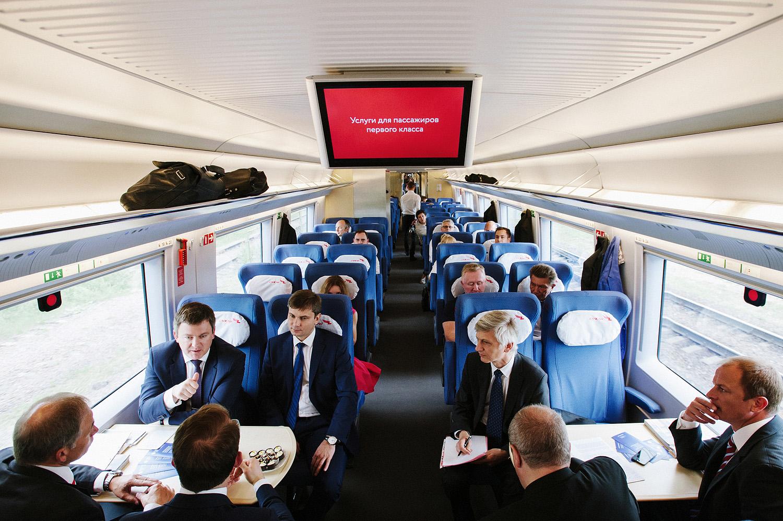На ПМЭФ с «ссобойками»: почему бизнесменам лучше брать в поезд домашнюю еду?