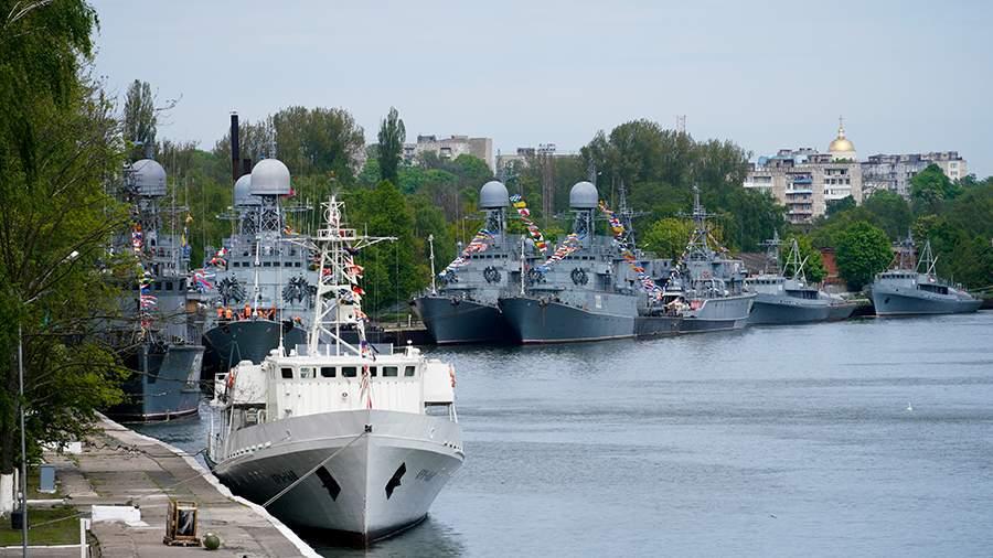 Балтийские двери: военная база в Калининграде