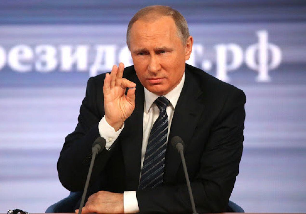 """На """"Прямой линии"""" Путин много ошибался и говорил  неверные вещи, путался..."""
