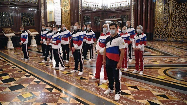 Чиновники заставляют олимпийцев России предать семью и Родину