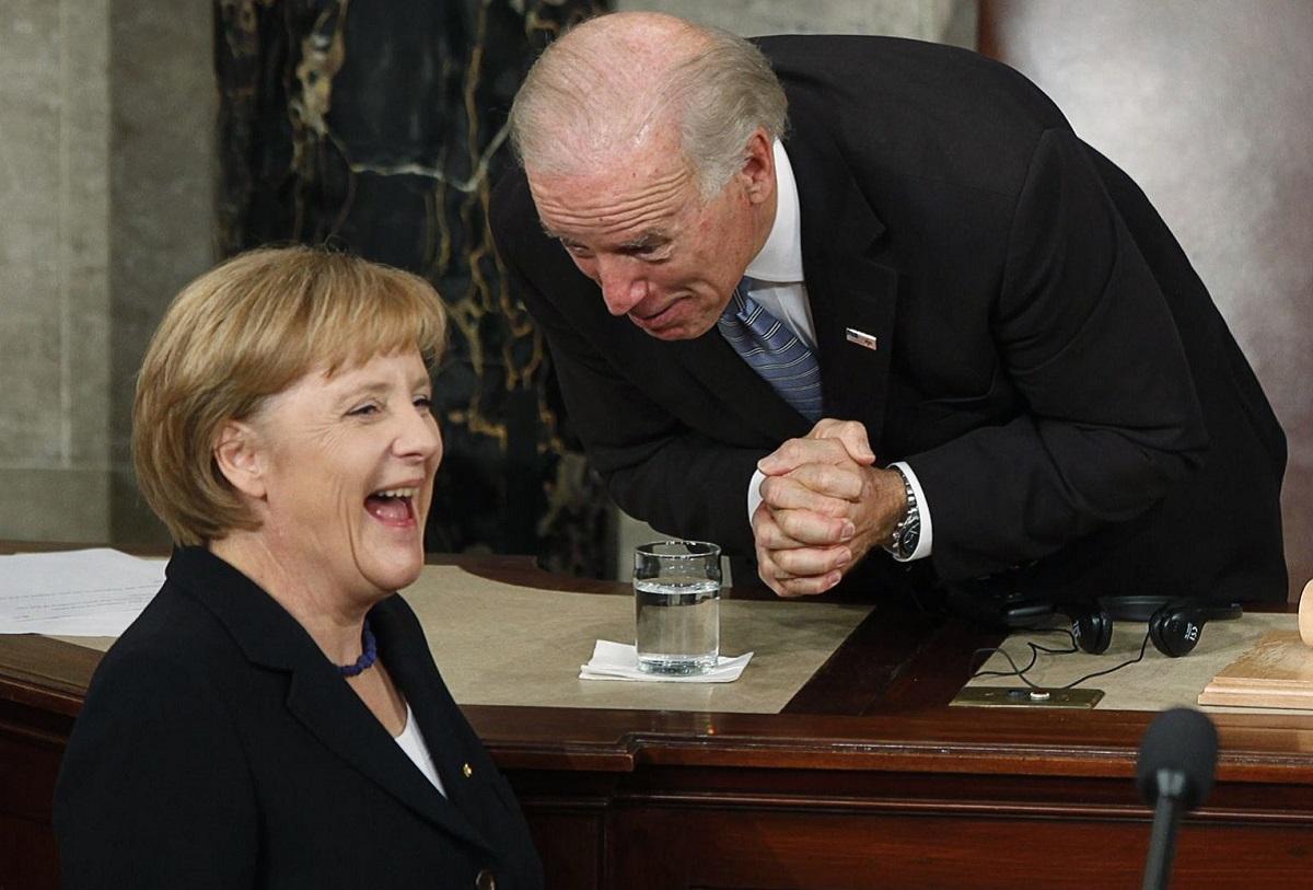 Кто бы сомневался: США променяли Украину на Германию...