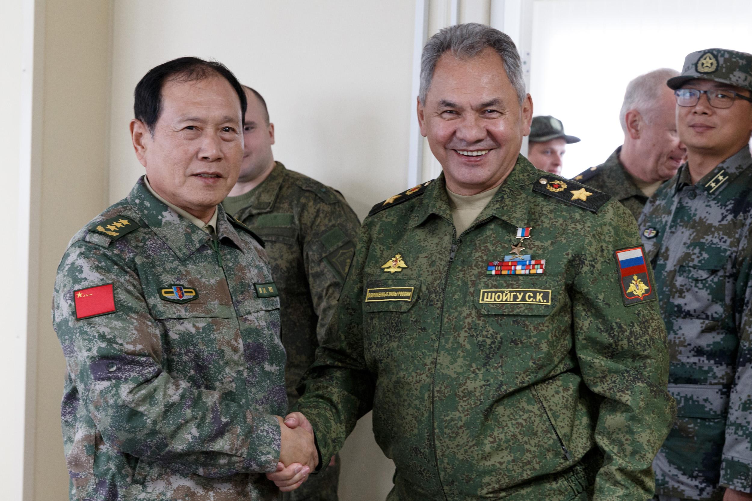 Россия и Китай готовят Западу очередной «сюрприз»...