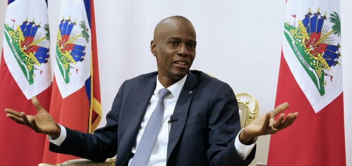 Президента Гаити убили спецслужбы США