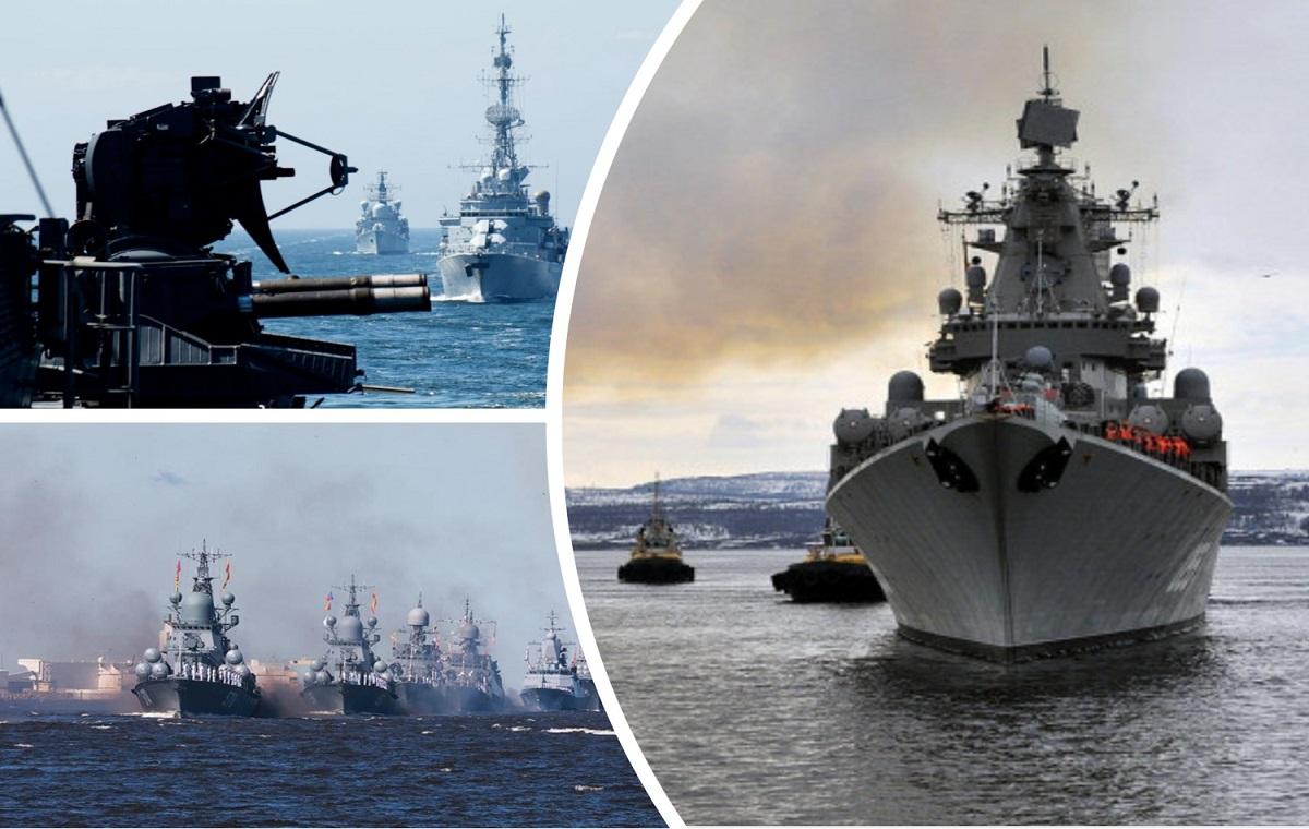 В США назвали ТОП-3 российских корабля на Чёрном море...