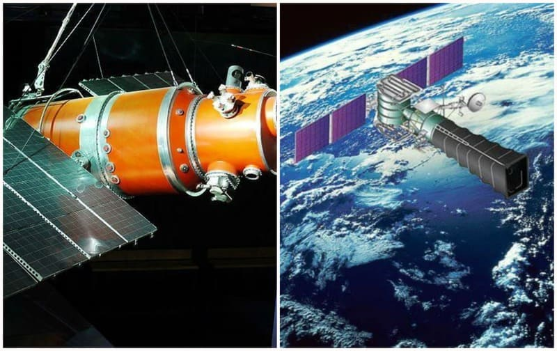 Под «Куполом»: зачем Россия обзавелась новыми спутниками?...