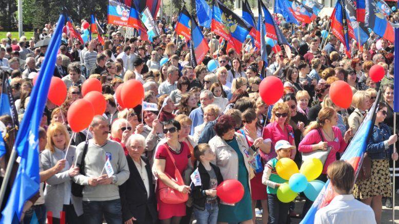 Сделать Донбасс украинским можно только избавившись от всех жителей