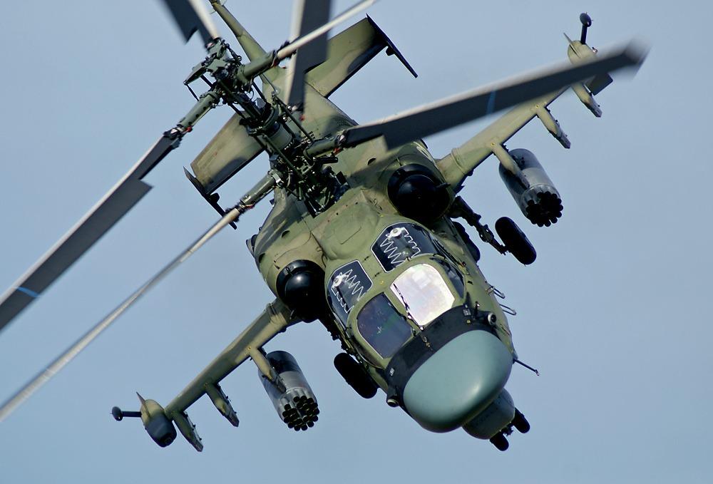Минобороны закупит вертолёты, отличившиеся в Сирии