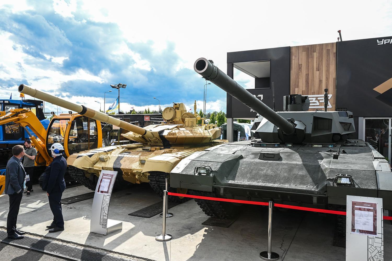 Россия доработала «супертанк» Т-14 «Армата»