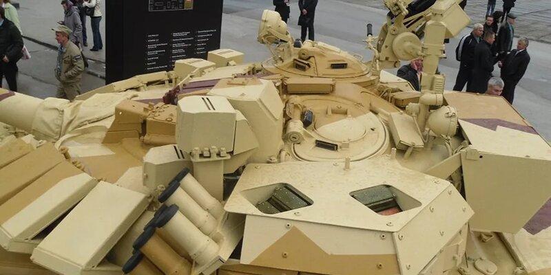 Российские танки защитят «по-умному» от «Спайков» и «Джавелинов»...