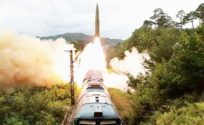 Секретный поезд с ракетами: КБ «Южное»