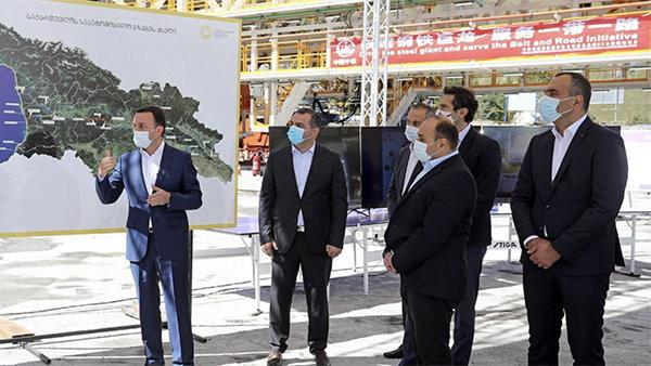 Грузия начала строительство девятикилометрового тоннеля к России