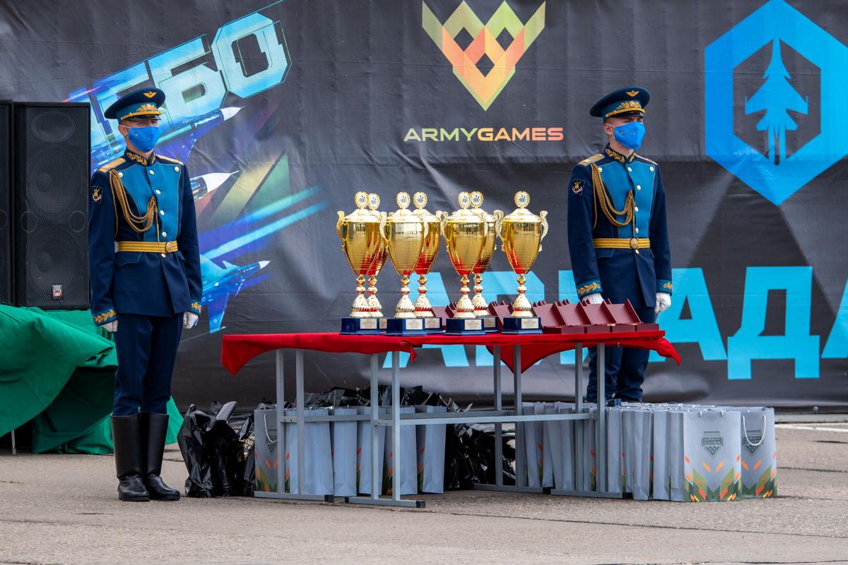 Какая страна победила в «военной Олимпиаде»?