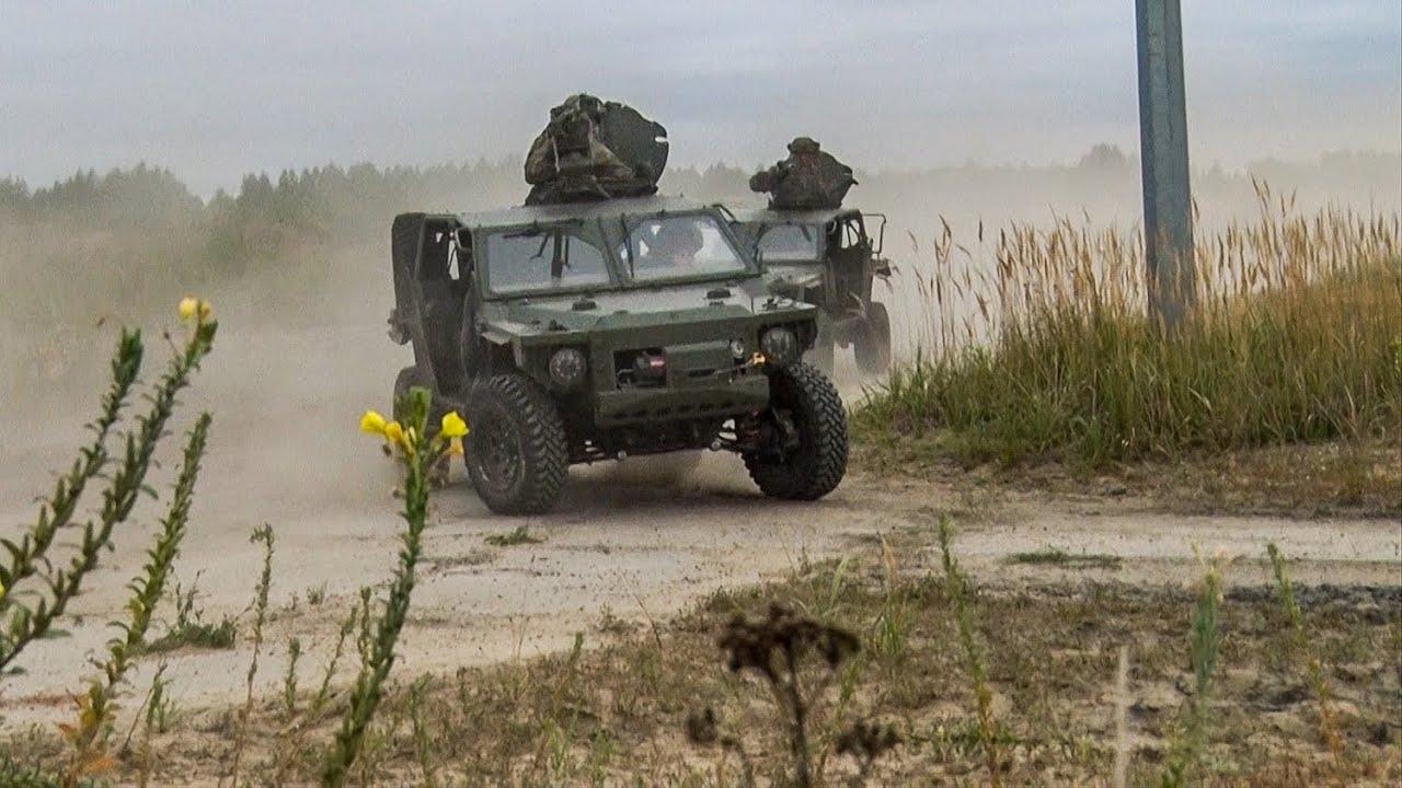«Запад-2021»: В России и Белоруссии одновременно стартовали стратегические учения вооружённых сил