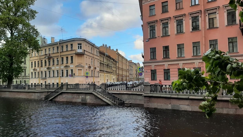 Уровень воды в Неве опустился до 120 сантиметров 5